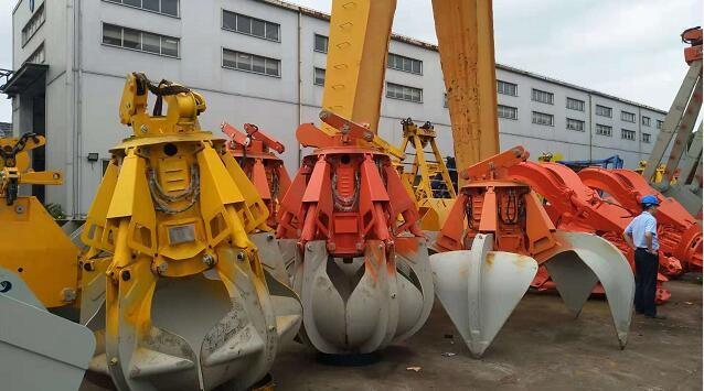 上海专业维修船用抓斗